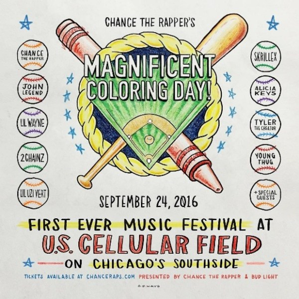 Chance The Rapper - Magnificent-Coloring-Day-compressed