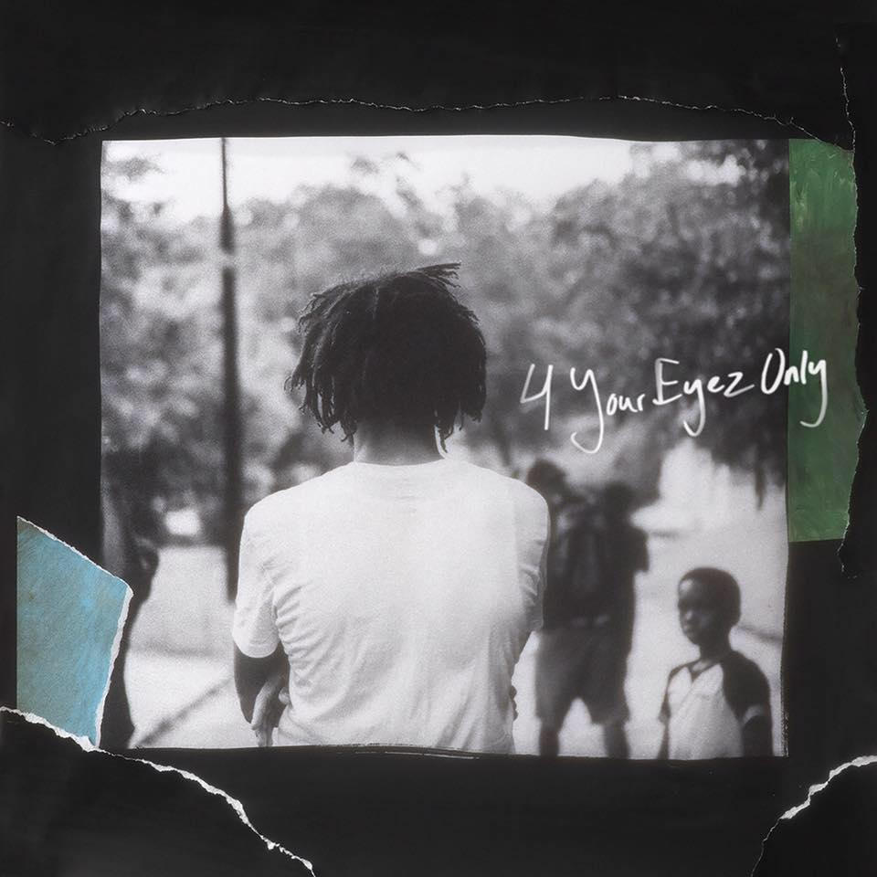 Album Stream: J. Cole Releases '4 Your Eyez Only'