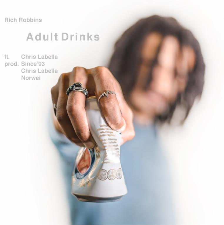 "Rich Robbins feat. Chris LaBella - ""Adult Drinks"""