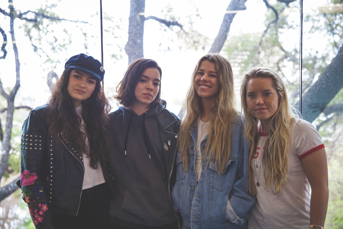 See The Aces Talk About Being More Than A Girl Band, Ruling the World in Our Exclusive Interview