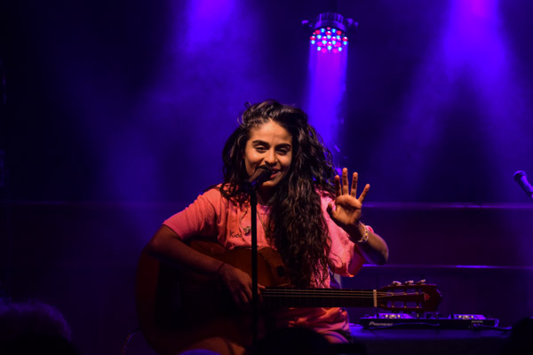 "Watch Jessie Reyez Perform ""Figures"" on The Tonight Show"