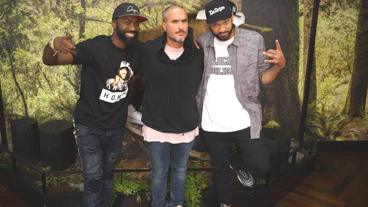 Video: Desus & Mero Interview Zane Lowe