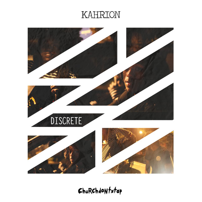 "Kahrion - ""Discrete"" (Prod. by ChurchDontStop)"