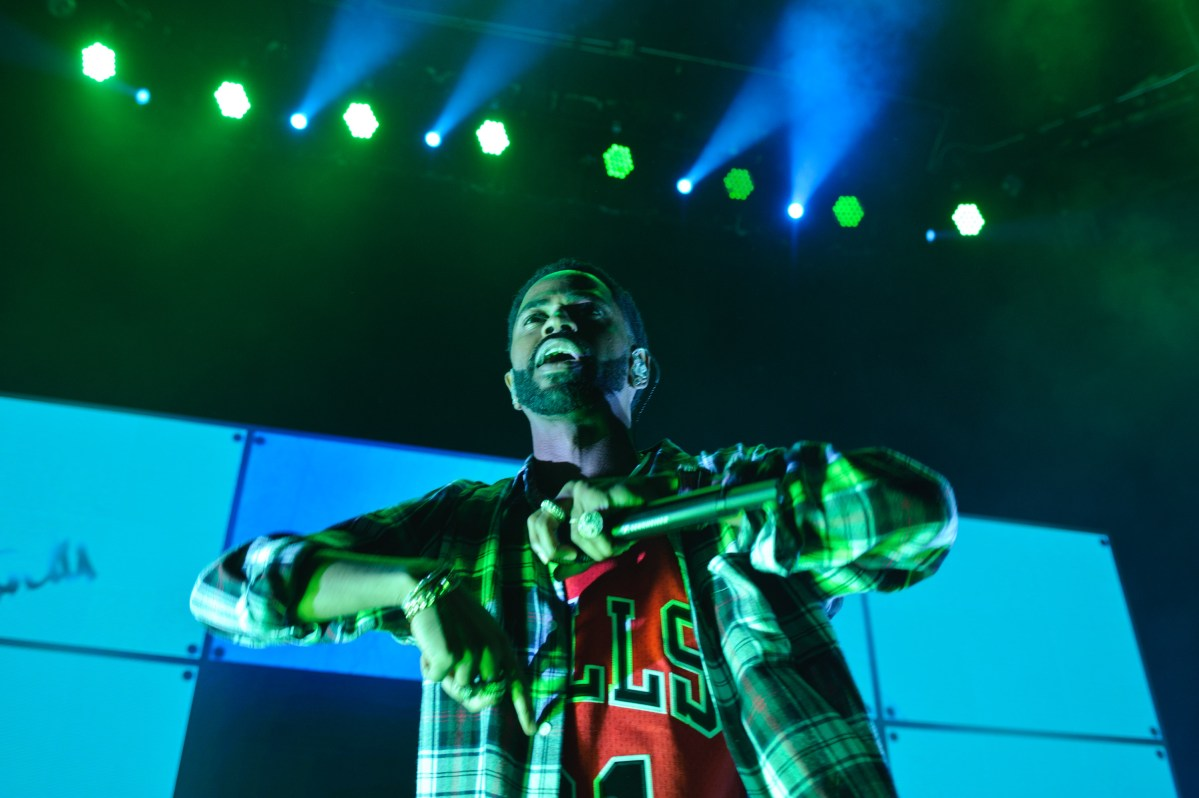 Photos: MetroPCS Presents Sounds Of Chicago feat. Big Sean, Powered by Pandora