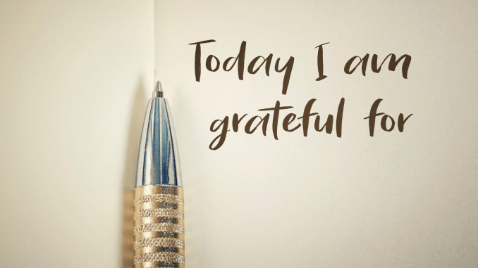 Gratitude Sampler to Increase Your Appreciation and Joy