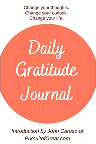 Daily Gratitude Journal Cover
