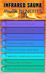 Benefits Of Infared