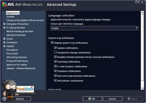 Download Antivirus AVG Free 2013 Versi Terbaru