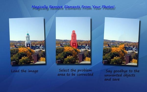 Hapus Bagian Foto yang Tidak Diinginkan Secara Online Menggunakan WebInpaint