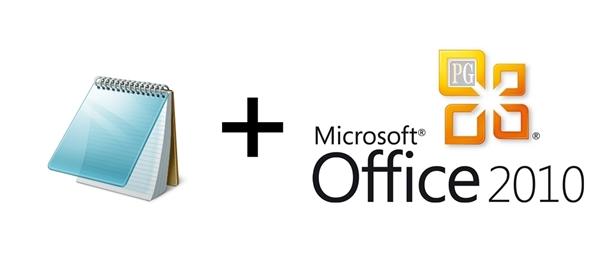 Notepad-7 : Teks Editor dengan Tampilan MS. Office 2010 dan Mudah Digunakan