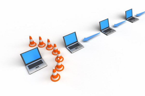 Sebenarnya Bagaimana Cara Kerja Firewall??