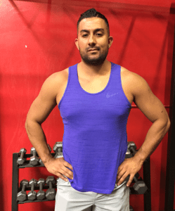 Mike Contreras Push-as-RX CrossFit Trainer