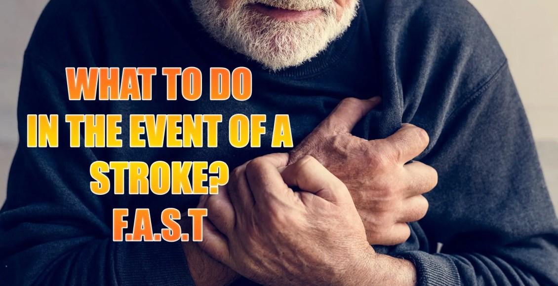 stroke signs fast response el paso tx.