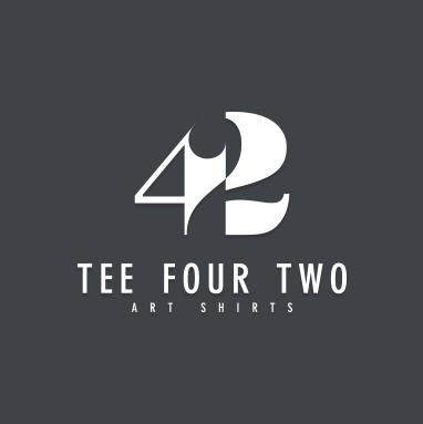 logo tee four two