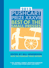 Pushcart Prize 2009 Cover