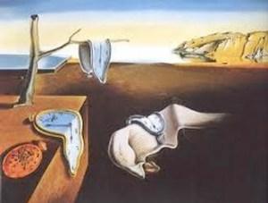 Dali's famous painting
