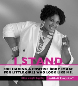 I stand for Little Girls