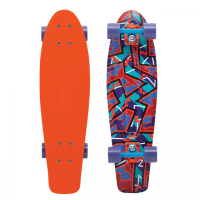 Penny Fresh Prints Nickel Skateboard Spike – 27″