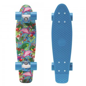 Penny Fresh Print Miami Skateboard