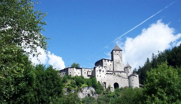 Tures Castle Val Pusteria Pustertal