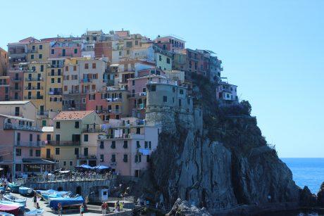 Cennetten beş toprak: Cinque Terre