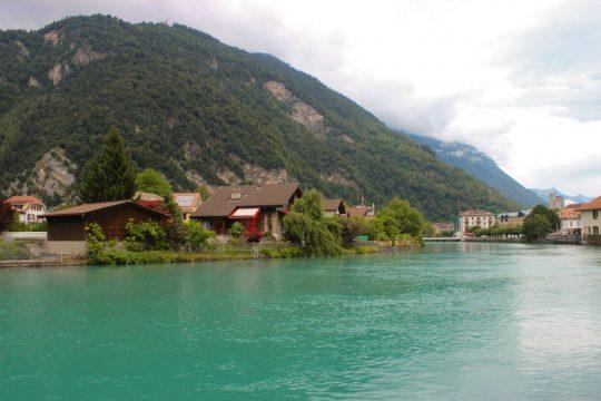 Interlaken: İki göl arası mutluluk