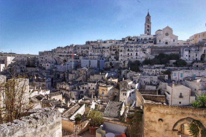 Puglia Gezi Notları: Matera