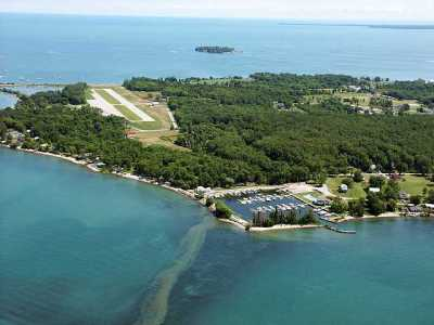 Middle Bass Island, Ohio Aerial Photos