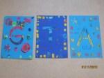 Foto: Textile Buchstaben - Erzeugnisse