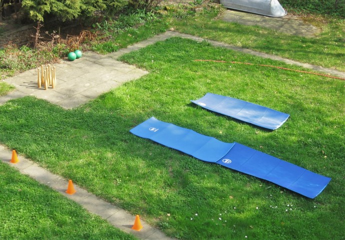 Geräte im Kindersport