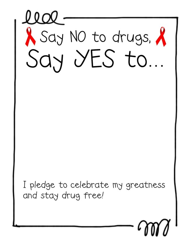 Red Ribbon Week - Putnam County Educational Service Center