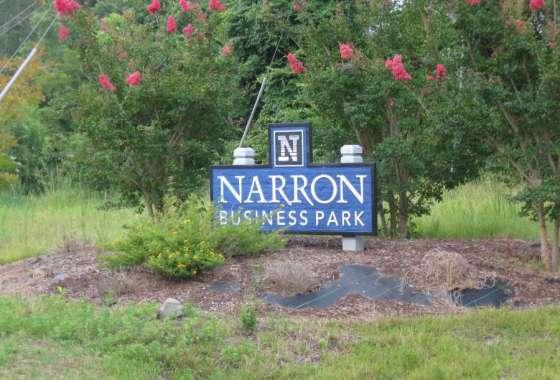 Narron Business development