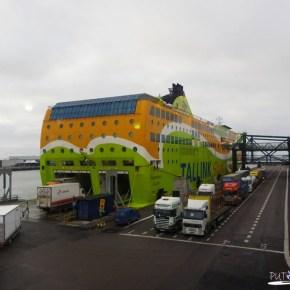 Tallink trajekt