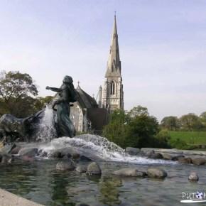Gefion fontana