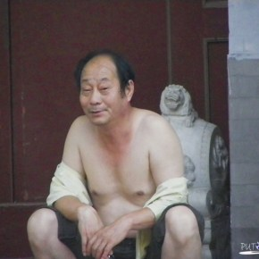 People in Hutongs