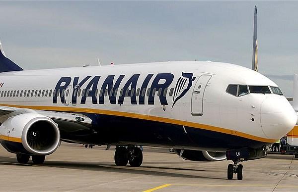 Velika akcija Ryanaira!! Povratne aviokarte za samo 10€