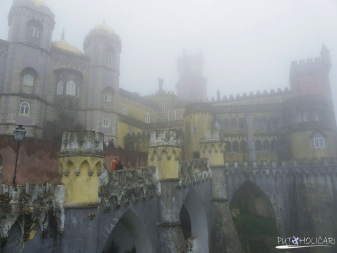 Sintra - Palace Pena