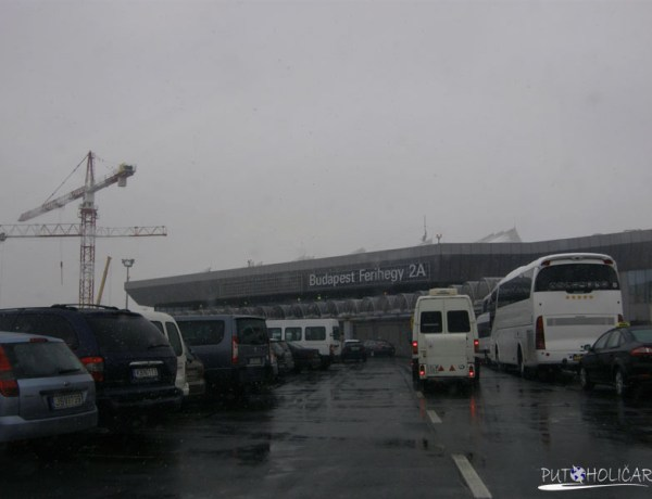 Zračna luka Liszt Ferenc (Ferihegy) – BUDIMPEŠTA