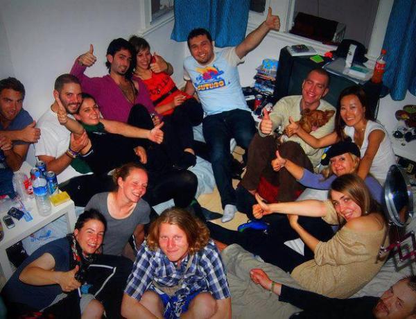 Iskustva Hrvatskih couchsurfera