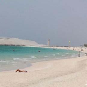 Jumeriah beach