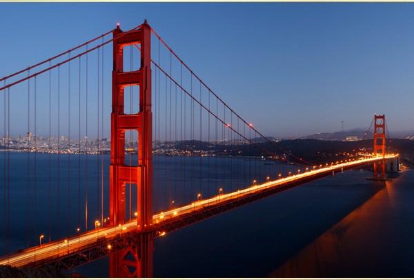 San Francisco –  Povratne aviokarte za 347€