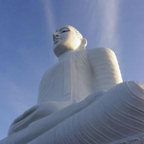 Bahiravokanda Vihara Buddha Statue