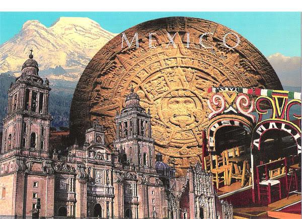 Povratne aviokarte za Meksiko već od 360€