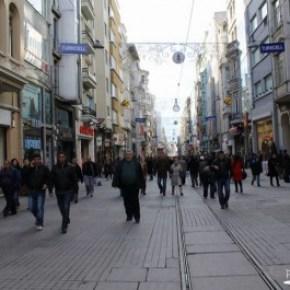Istikal street