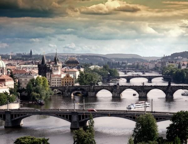 Proljeće u Pragu – Aviokarta+3 noćenja 97€
