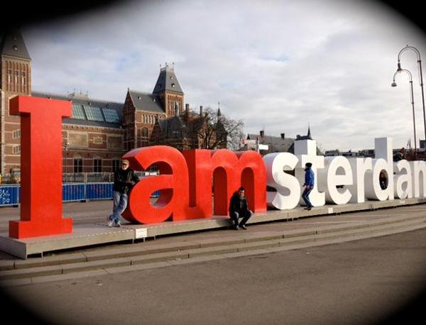 Uklonjen natpis koji je 14 godina bio simbol Amsterdama