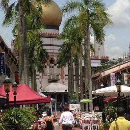 Singapur društveno druženje