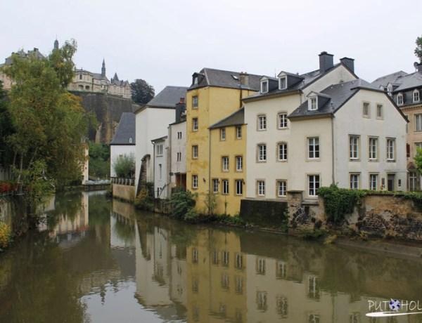 Luksemburg, Vianden & Trier
