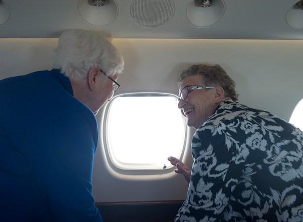 Genijalni video – Prvi let avionom simpatičnih bakica