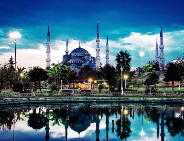 Istanbul – Povratne aviokarte iz Sarajeva već od 65€